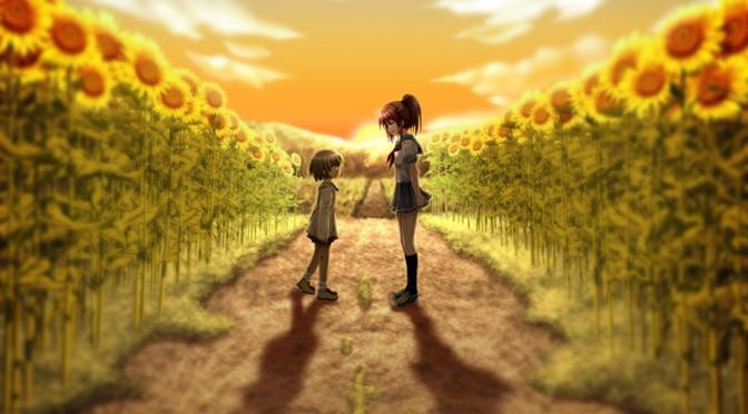 車輪の国、向日葵の少女 – Reason to Be